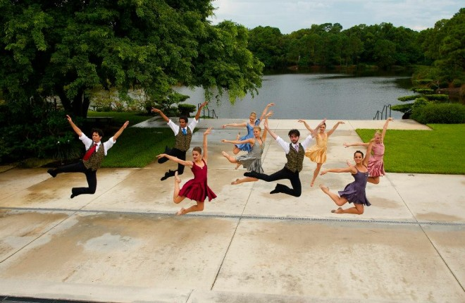 Ballet Palm Beach Celebrates the Arts in Palm Beach County with Flash Ballet!