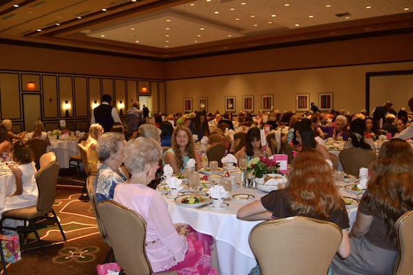 Annual Ladies (& Little Ladies) Luncheon and Lilly Pulitzer Fashion Show Raises Nearly $20,000!