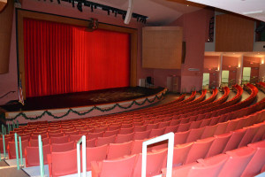 Eissey Campus Theatre Stage
