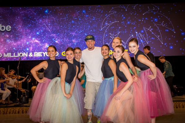 Ballet Palm Beach, Palm Beach Symphony and  Surprise Entertainer Vanilla Ice Perform at the Governor's Conference on Tourism