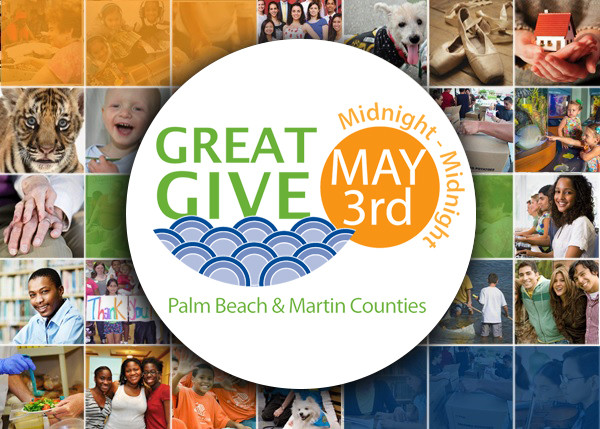 Great Give 2016 poster