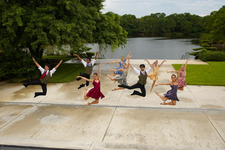 Ballet Palm Beach Dances Flash Mob Style This Weekend