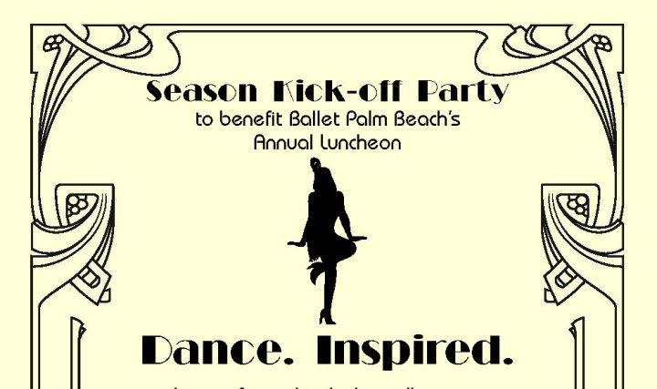 Season Kick-off Party!  Sept. 19, 2015 – 6:30 p.m.