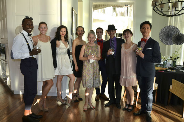 Ballet Palm Beach's Gatsby Themed Season Kick-off Party a 'Roaring Success'