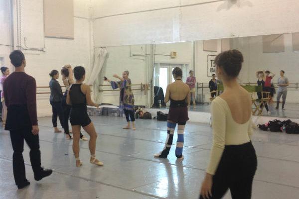 The Creation of Gatsby- The Choreographer