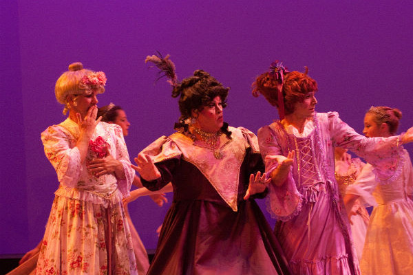 Ballet Palm Beach Performs Cinderella On Mother's Day Weekend