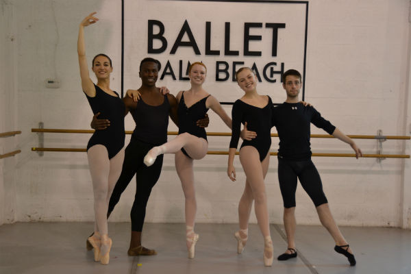 Juilliard School Accepts Ballet Palm Beach Student for Fall 2016