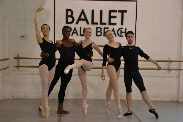 Juilliard School Accepts Ballet Palm Beach Student for Fall 2016