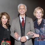 Jennifer Myerberg, Steve Caras and Anka Palitz