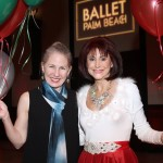 Colleen Smith, Artistic Director, and Joy Miltenberger, Event Chairwoman