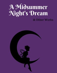 Tickets-A Midsummer Night's Dream- May 5th & 6th