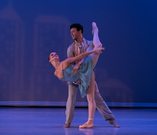 UP CLOSE WITH BALLET PALM BEACH FUNDRAISER AT THE KRAVIS CENTER FOR THE PERFORMING ARTS