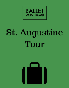 Tickets- April 21-On Tour to St. Augustine