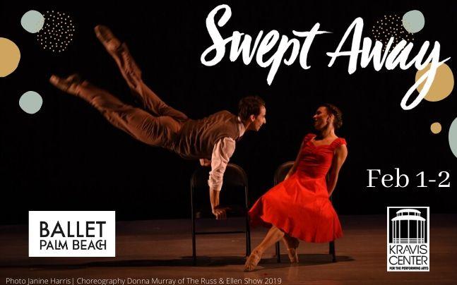 Ballet Palm Beach presents Swept Away