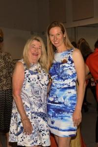 Patricia McCoy Carpin and Jill Rodila, MD