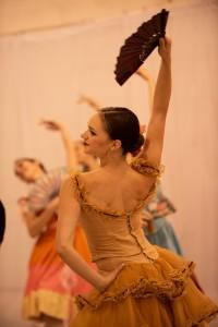 Dancer, Sarah Wilson