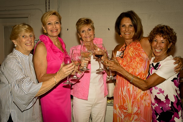 BALLET PALM BEACH Welcomes 50 Friends to  Dance Revealed Raising $15K for Programming