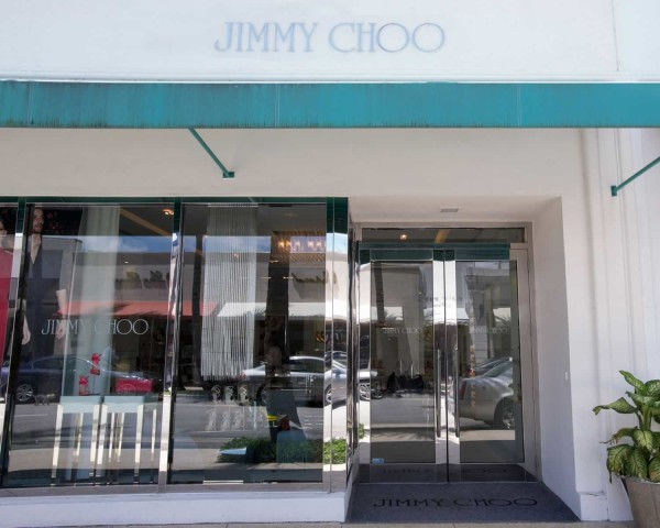 Jimmy Choo: Shop & Share on Black Friday!