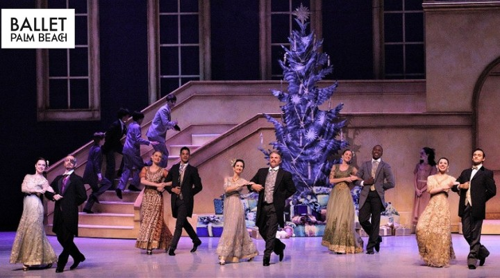 BALLET PALM BEACH To Present Everyone's Favorite Holiday Classic THE NUTCRACKER