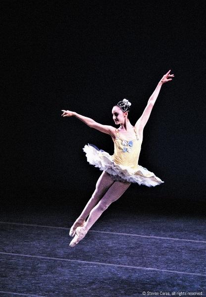 Former NYC Ballet Soloist, Zippora Karz, to Stage Balanchine's Sonatine