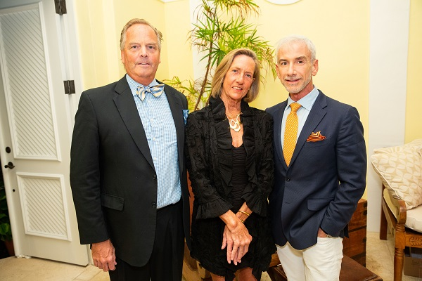 BALLET PALM BEACH Celebrates Supporters and Dancers at Preview Party for Upcoming Fundraiser in Palm Beach