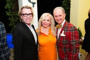 Ken Gerrity, Bette Mueller, and Alan Brainerd