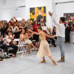 Dancers Bow Lily Ojea Loveland, Aaron Melendrez