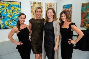 Amy Swan, Tara Harris, Candace Nagle, Tracy Rice