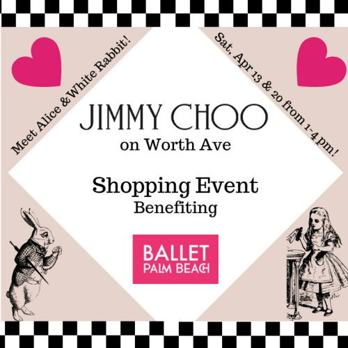 Jimmy Choo Shop & Share