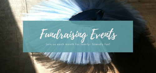 Monthly Fundraising Events