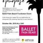 Ballet Palm Beach Flyer