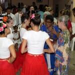 Ballet Ambassadors Meet and Greet in Cardenas, Photo Credit Centro Cristiana de Reflexion y Dialogo