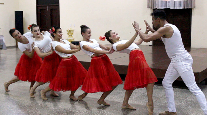 Ballet Palm Beach Completes 4th Cuban Tour