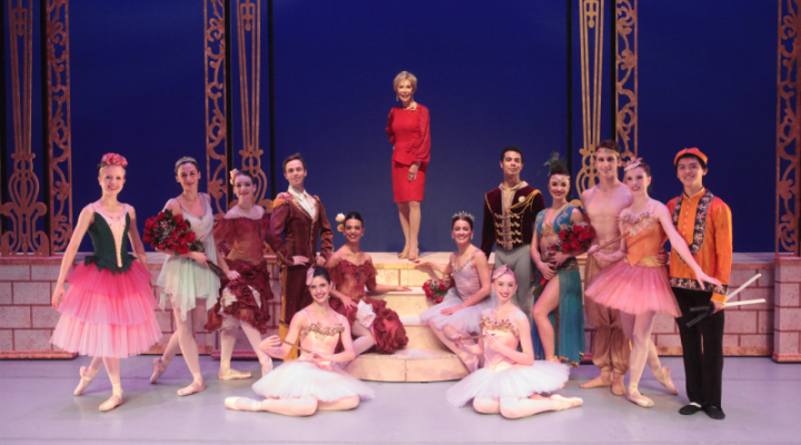 BALLET PALM BEACH LAUNCHES ANKA FUND