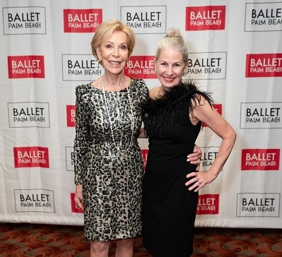 Soiree Event Raises Over $100,000 for Ballet Palm Beach