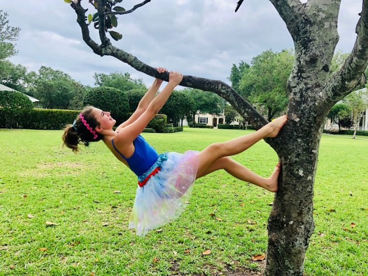 Ballet Palm Beach Academy Celebrates International Dance Day with Tutu Project