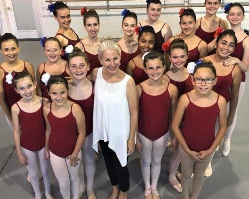 Randolph A. Frank Prize To Be Awarded To Ballet Palm Beach Founder Colleen Smith
